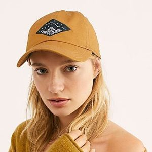 Free People x United by Blue Archer 5 Panel Hat